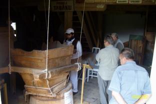 Prohlídka muzea s mlynářem