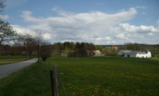 Mlýn - jaro